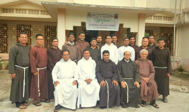 The Christ the King Delegation Assembly of Mizoram – Tripura – Barak Valley Silchar