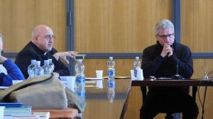 Incontro dei vice postulatori dellOrdine a Frascati