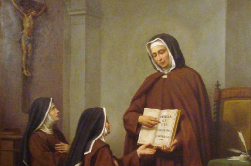 Letter of the General Minister to the Capuchin Poor Clare Sisters