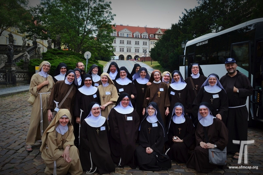 MEETING OF THE CAPUCHIN POOR CLARES OF CENTRAL EUROPE