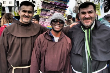 Katowice: Franciscans for the Climate