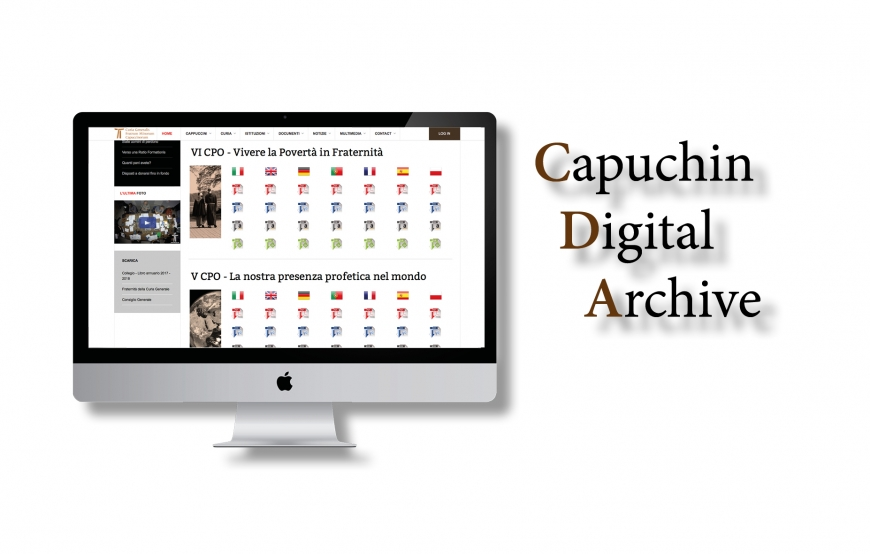 Archivo Digital de los Capuchinos
