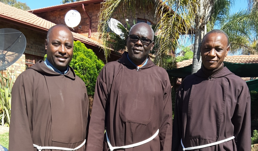East African Capuchin Conference – elezioni