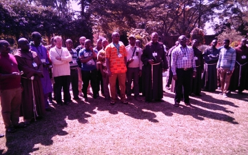 Franciscan School of Formators in Africa