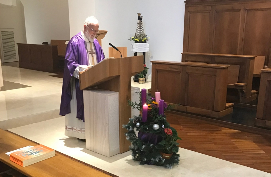 Advent Day of Recollection with Br. Raniero Cantalamessa