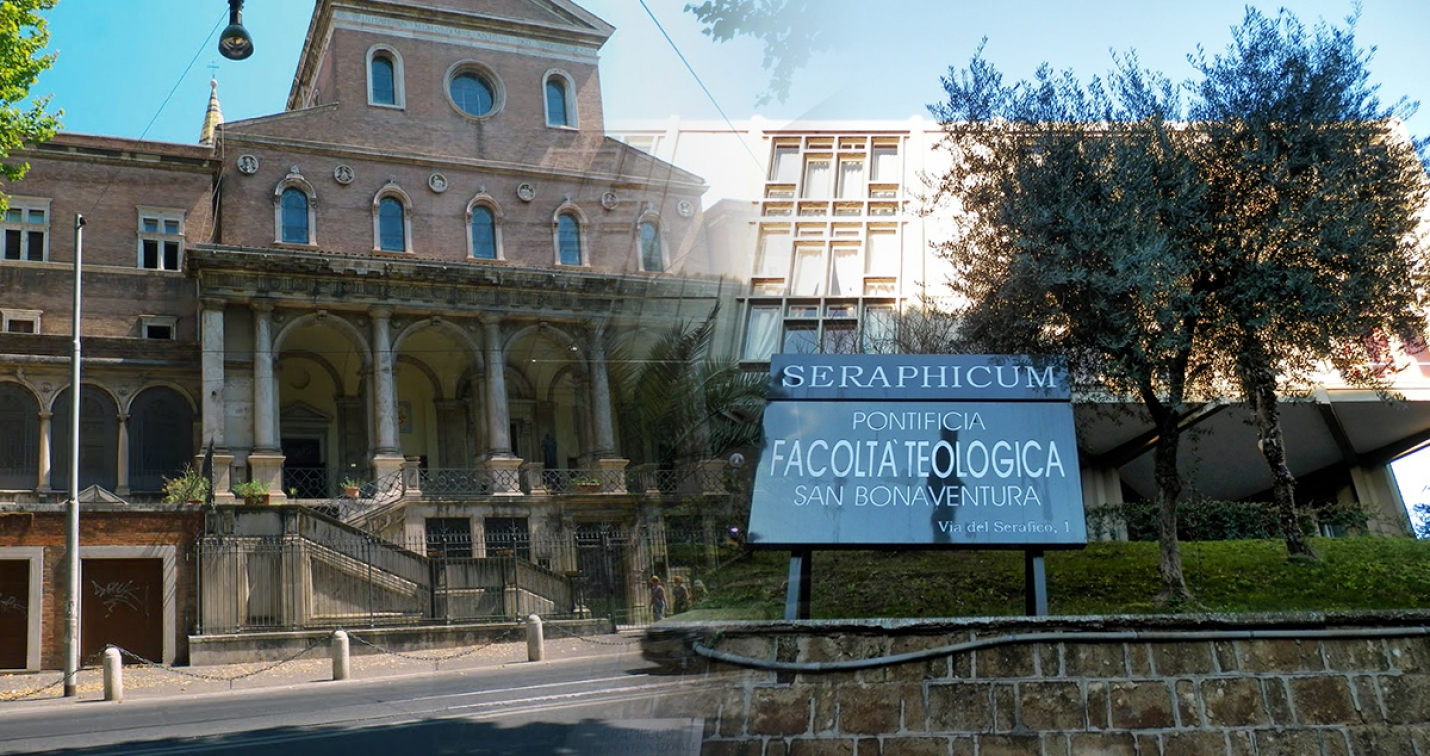 New Franciscan Pontifical University in Rome...