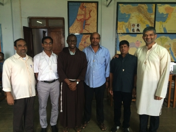 Indian Capuchins to work for justice, peace and ecology