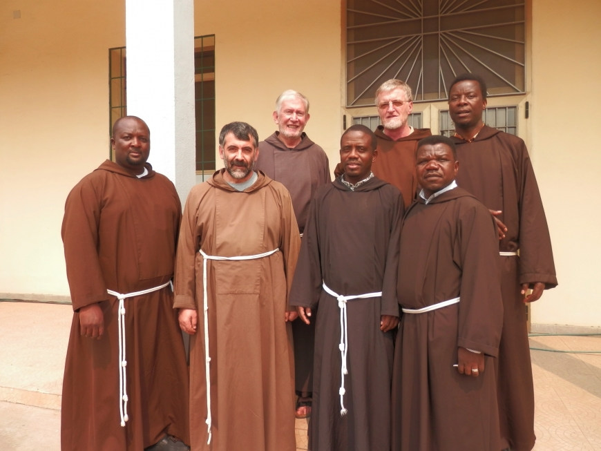 Proclamation of the Capuchin Province of Angola