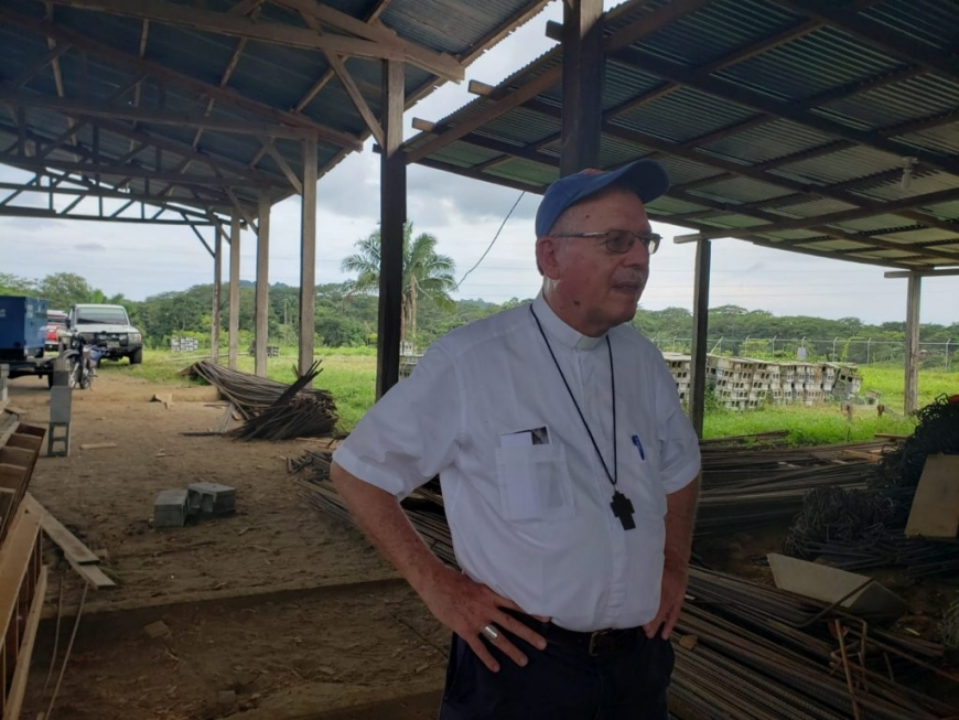 American bishop in Nicaragua creates oasis of peace in nation of turmoil