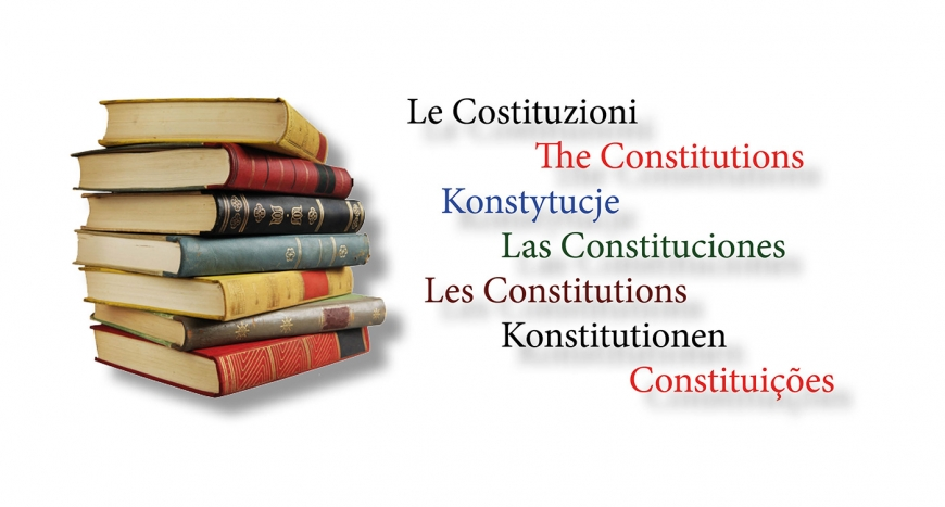 Constitutions of the Order in 7 languages