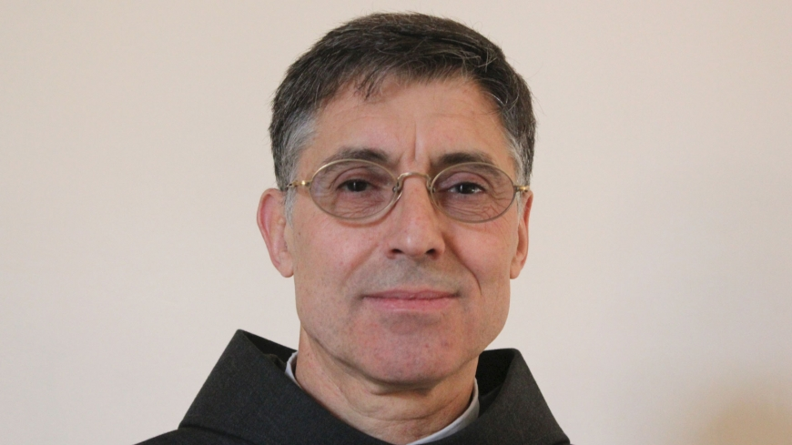 Friar Carlos Alberto Trovarelli – the new Minister General OMFConv