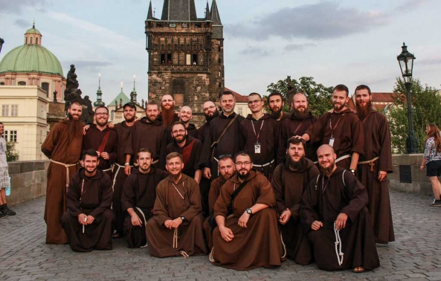 Meeting of CECOC post-novices in Prague