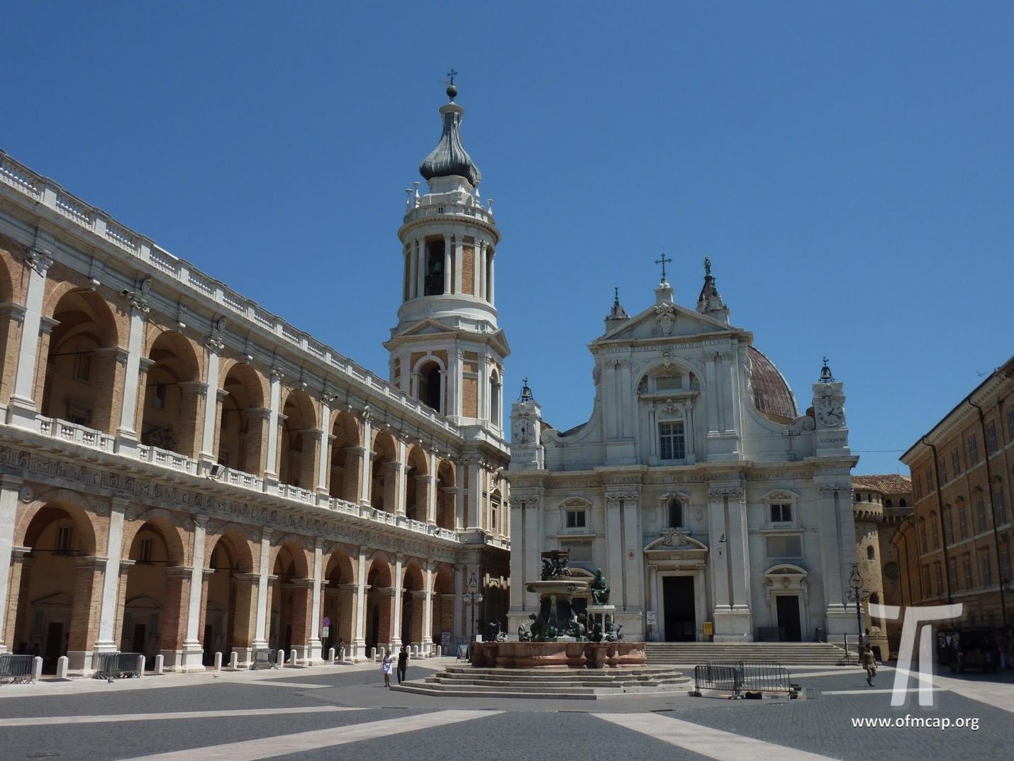 The Shrine of the Holy House of Loreto