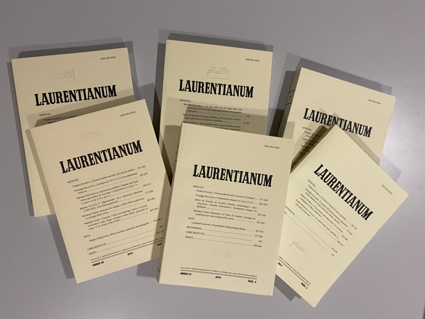 New Director of the Laurentianum Periodical