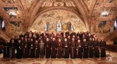 Incontro dei vescovi cappuccini – Assisi 2017