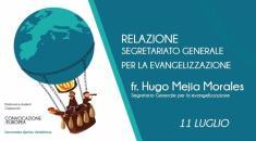 11 VII 2018 – fr. Hugo Mejia Morales – Missioni
