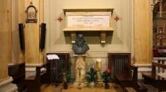 La tomba del Beato a Milano