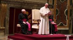 """Udienza con il Papa - 500 anni della Bolla """"Ite vos"""""""