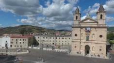 Acri - basilica di Sant'Angelo