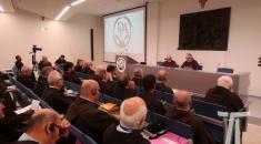 Incontro dei vescovi ad Assisi - apertura